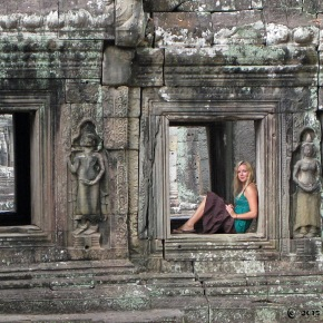 Travel Inspiration: Visit Siem Reap, Cambodia and Explore Angkor Wat!