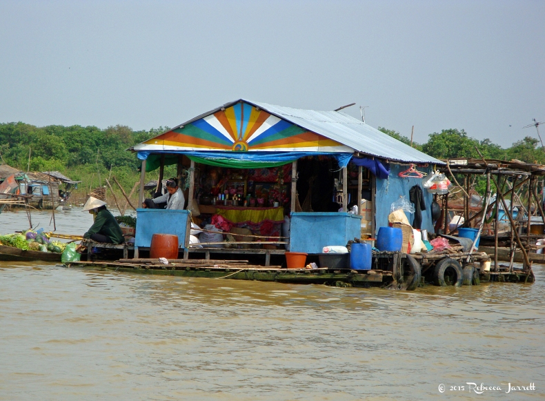 karaokebar_tonlesapfloatingvillage_cambodia_rebeccajarretttravelblogger