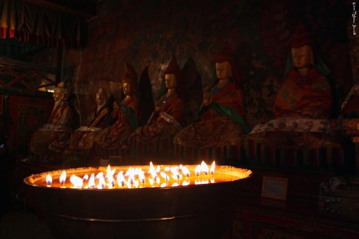 Yakbuttercandle_deities_samye_monastery_Tibet_thepersephonepersepective_travelblog