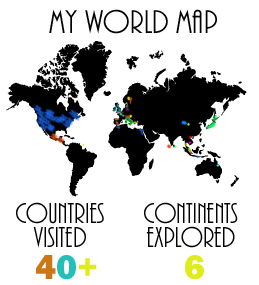 My World Map